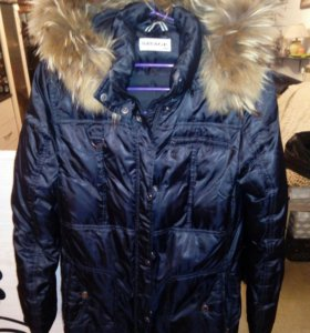 Зимний пуховик пальто savage