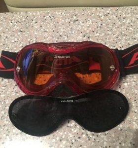 Детские горнолыжные очки
