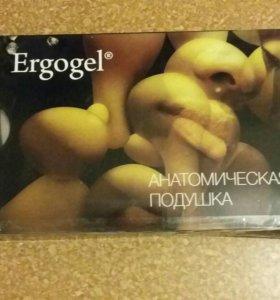 Анатомическая подушка Ergogel classic