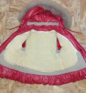 Детские вещи для девочки на 104-110 см