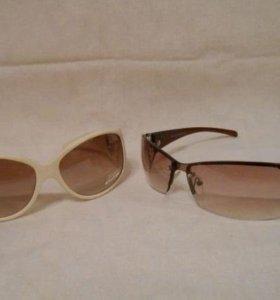 Солнечные очки женские - 2 шт.