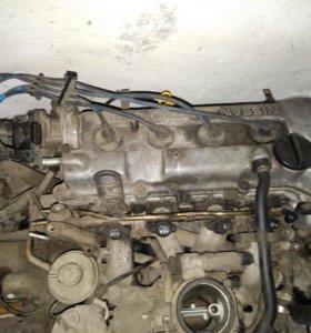 Продам двигатель GA16 DE 1.6