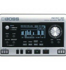 Портастудия Boss BR-80