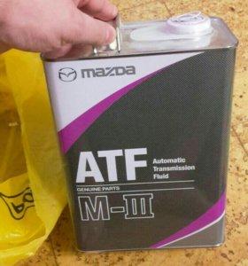 Масло ATF M-III + ФИЛТР