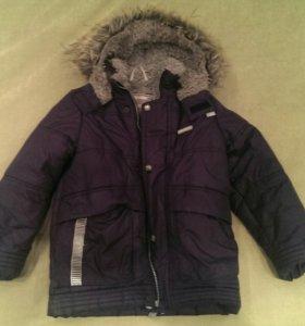 Куртка детская зимняя LENNY