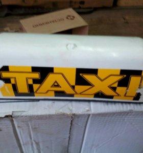 Знак такси бу