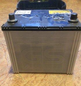Оригинальный б/у аккумулятор от Mazda 6 I