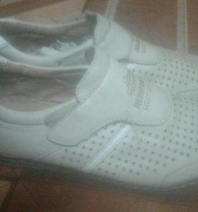 Туфли школьные мальчику