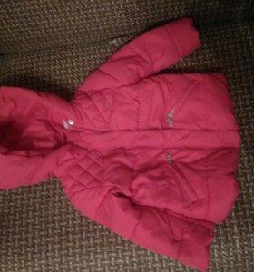 Курточка для девочки ZARA