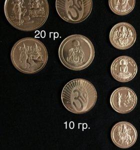 Жетон, монета