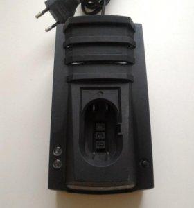 Зарядное устройство для шуруповерта Интерскол