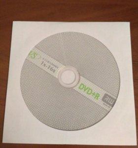 DVD+R диски VS