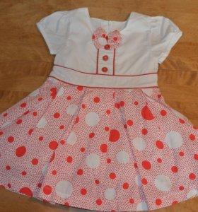 Платье для девочки зеленоград