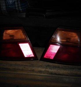 Продам задние фонари Nissa Almera N15