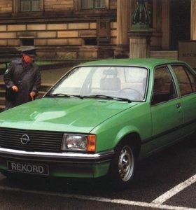 Запчасти на Opel Rekord Kadet