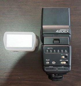 Фотовспышка Canon Speedlite 420EX