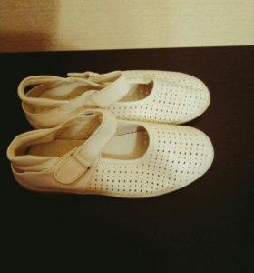 Туфли на дев. Летние