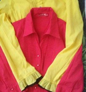 Блузки/ рубашки