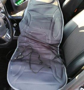 Накидка с подогревом в автомобиль
