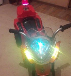 Мотоцикл детский!