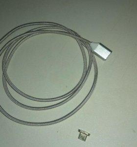Магнитный кабель андройд