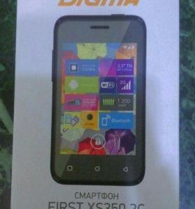 Телефон андроид новый