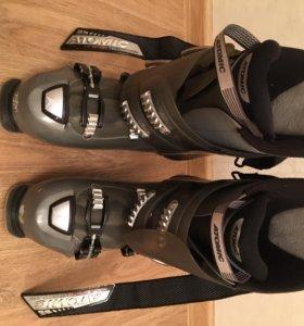 Горнолыжные ботинки Atomic + Сумка-переноска
