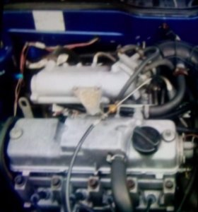 Двигатель ваз21099