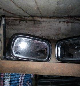 Продам Зеркала заднего вида Nissan Almera N15