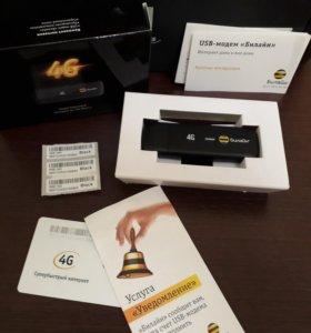 USB модем Beeline 4G