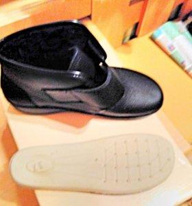 Зимние ботинки Jrgen Hirsch 36-36,5