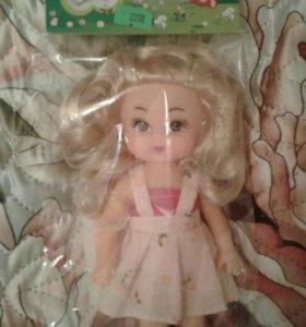 Кукла 20см.