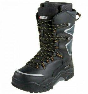 Ботинки Baffin Lighting Black
