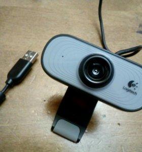 Веб - камера Logitech