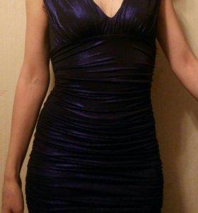 Платье фиолетовое LoveRepublic