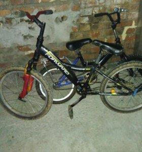 Продам велосипед полу трюковой