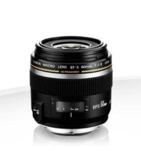 Canon 60mm f 2.8 EF-S macro USM