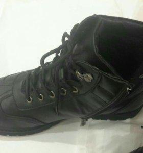 Ботинки мужские зимние KEDDO