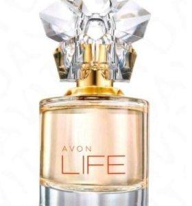 Парфюмерная вода Avon Life для нее