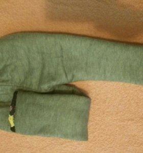Теплые штанишки на зиму