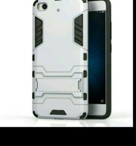 Новые Чехол + стекло для Xiaomi Mi5s