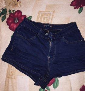 Шорты джинсовые cropp