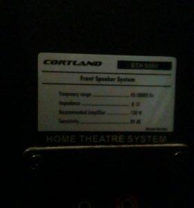 Колонки марки Cortland