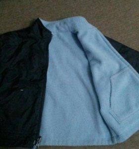 Куртка+джинсы (2 шт)