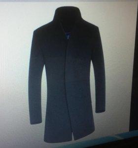 Пальто новое зима размер 52 рост до 175