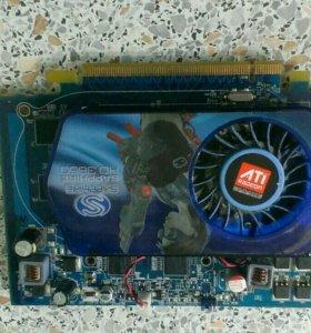 Sapphire Radeon HD 3650 725Mhz PCI-E 2.0 512Mb 100