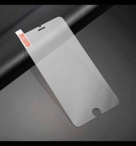 Защитное стекло на iPhone 6s Plus