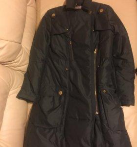 Куртка (пуховик) Mango
