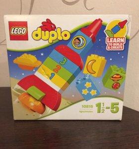 Лего дупло первая ракета
