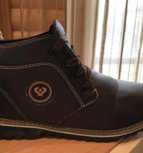 Зимние ботинки 39-40